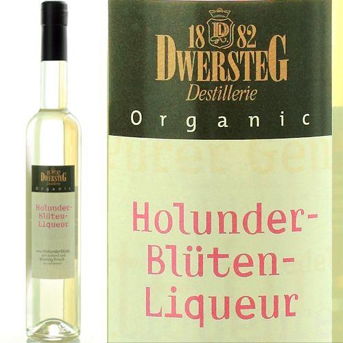 Set Holunderblüten-Liqueur